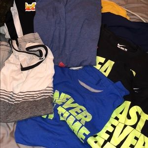 Nike Workout T-Shirts and tank tops
